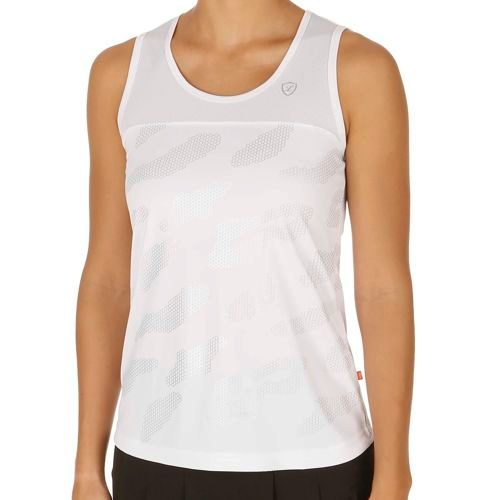 Limited Sports Performance Talida Top Women - White, Silver