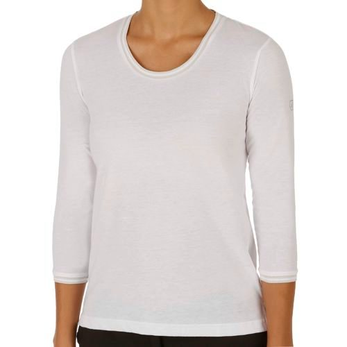 Limited Sports Performance Daria Long Sleeve Women - White