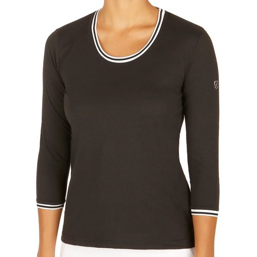 Limited Sports Performance Daria Long Sleeve Women - Black
