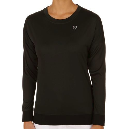 Limited Sports Performance Silvia Long Sleeve Women - Black