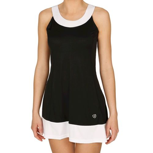 Limited Sports Performance Denny Dress Women - Black, White