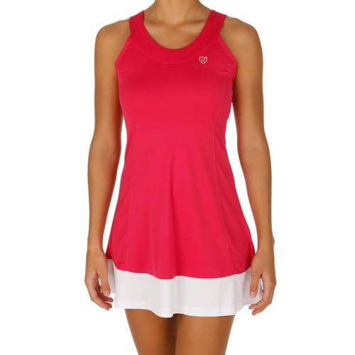 Limited Sports Performance Denny Dress Women - Pink, White