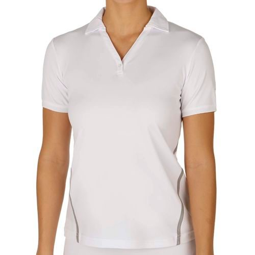 Limited Sports Performance Pauly Polo Women - White