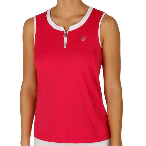 Limited Sports Performance Zina Tank Top Women - Pink, White