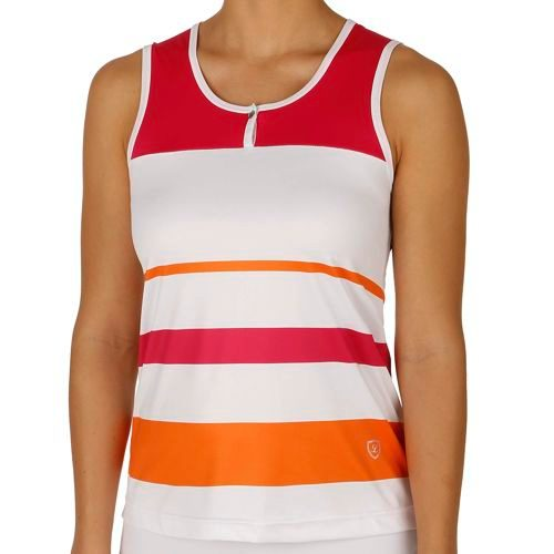 Limited Sports Performance Tallia Tank Top Women - White, Pink