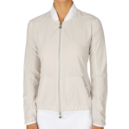 Limited Sports Performance Raina Training Jacket Women - White, Lightgrey