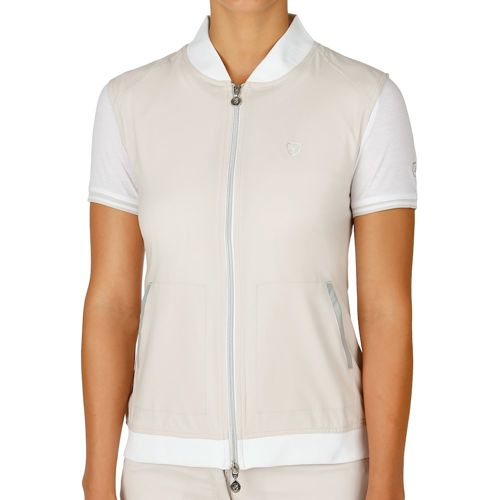 Limited Sports Performance Vrana Vest Women - Lightgrey, White