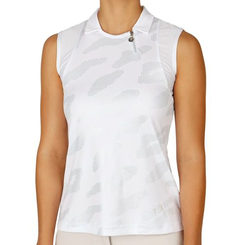 Limited Sports Performance Adara Polo Women - White, Silver