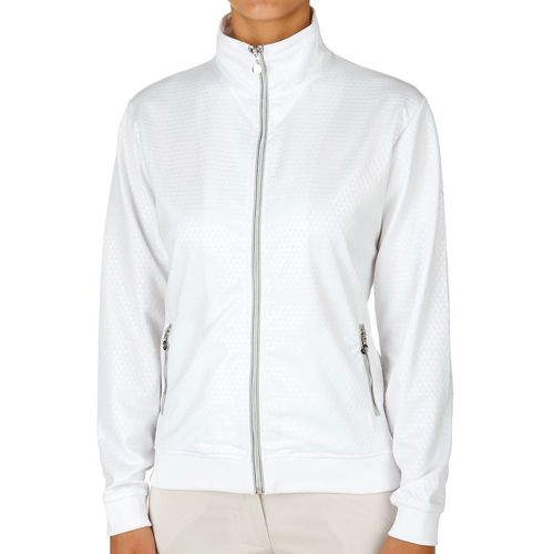 Limited Sports Performance Walda Training Jacket Women - White