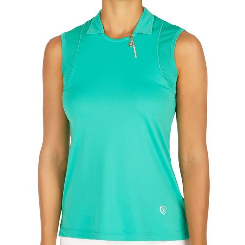 Limited Sports Performance Adara Polo Women - Petrol