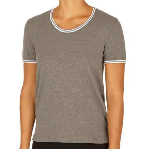 Limited Sports Rafia T-Shirt Women - Grey
