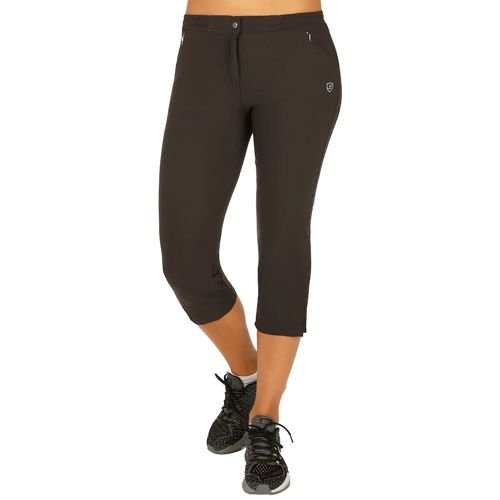 Limited Sports Carla Capri Pants Women - Black