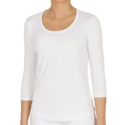 Limited Sports Sarah Long Sleeve Women - White