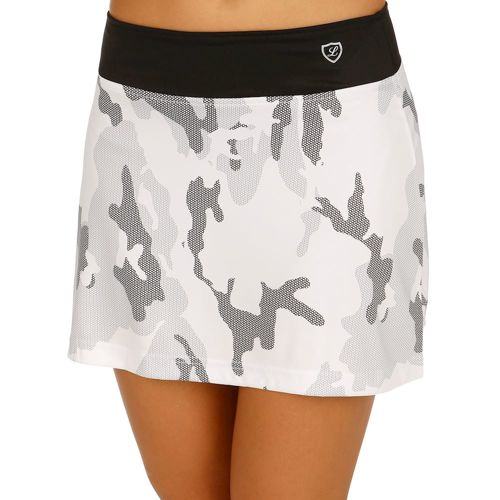 Limited Sports Camou Skort Women - Black, White