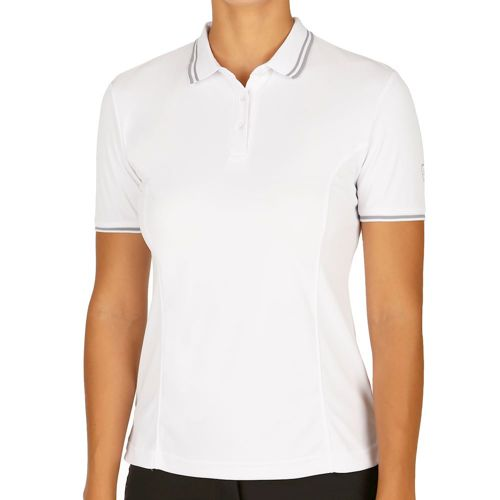 Limited Sports Pauline Polo Women - White
