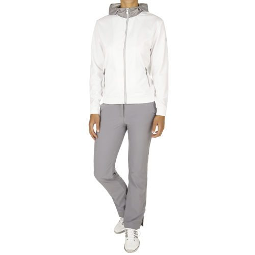 Limited Sports Performance Tracksuit Women - White, Grey