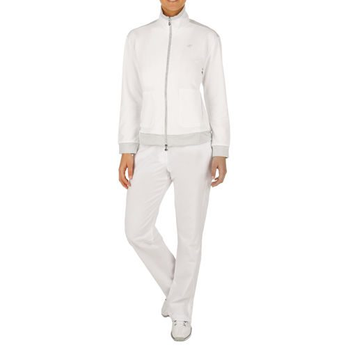 Limited Sports Performance Tracksuit Women - White