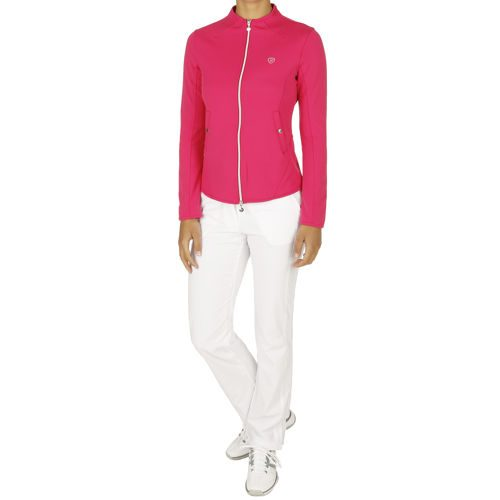 Limited Sports Performance Tracksuit Women - Pink, White