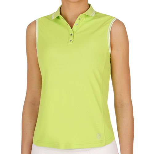 Limited Sports Aurry Tank Top Women - Lime