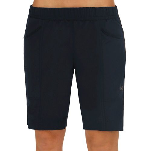 Limited Sports Bente Bermuda Shorts Women - Dark Blue, White