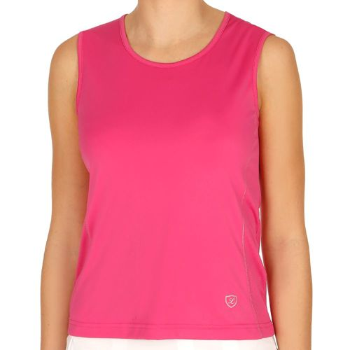 Limited Sports Tally Tank Top Women - Pink, Silver