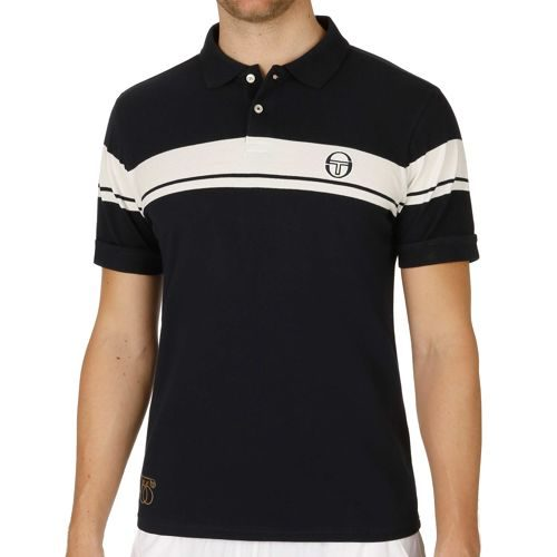 Sergio Tacchini Young Line - 50th A. Polo Men - Dark Blue