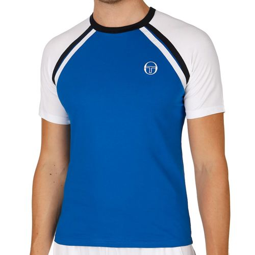 Sergio Tacchini Ghibli T-Shirt Men - Blue, White
