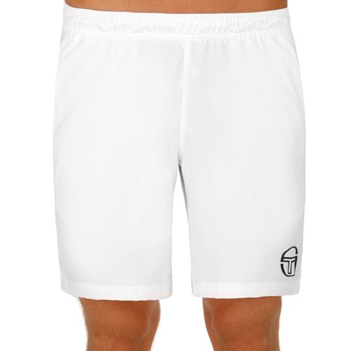 Sergio Tacchini Break Shorts Men - White