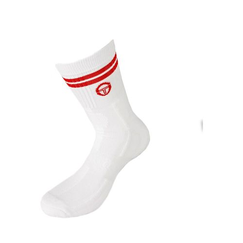 Sergio Tacchini Master Socks Tennis Socks Men - White, Red