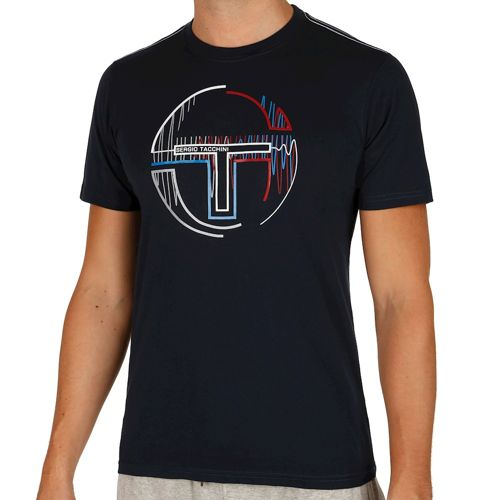Sergio Tacchini Occupy T- Shirt T-Shirt Men - Dark Blue