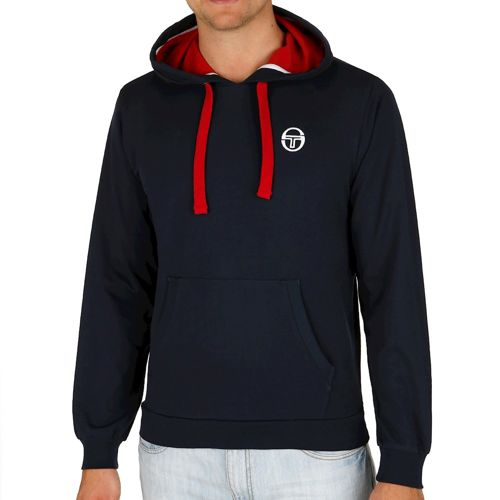 Sergio Tacchini Ola Sweater Hoody Men - Dark Blue