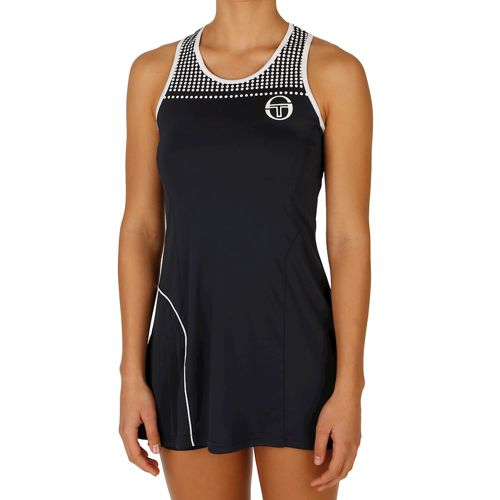 Sergio Tacchini Phoenix Dress Women - Dark Blue, White