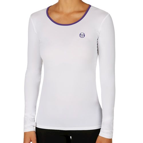 Sergio Tacchini Ofeia Long Sleeve Women - White