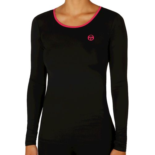 Sergio Tacchini Ofeia Long Sleeve Women - Black