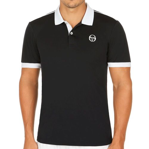 Sergio Tacchini Club Tech Polo Men - Dark Blue, White