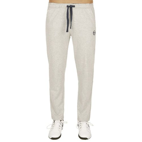 Sergio Tacchini Elbow Training Pants Men - Grey, Dark Blue