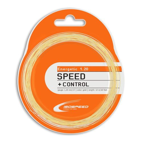 Isospeed Energetic String Set 12m - Gold
