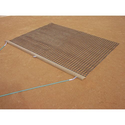 Tegra Drag Net With Wooden Pull-off Strip, One Piece