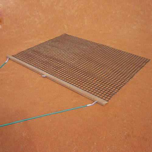 Tegra Drag Net With Wooden Pull-off Strip, Easy