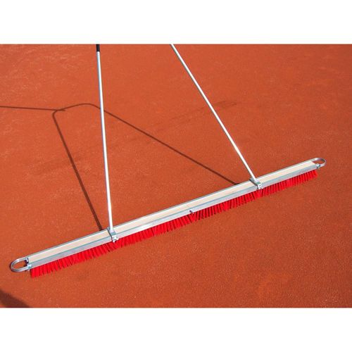 Tegra Drag Broom 2m Incl. Bracket, Plastic