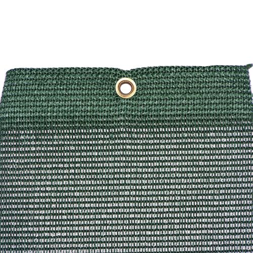 Tegra Windscreen 12x2m - Dark Green
