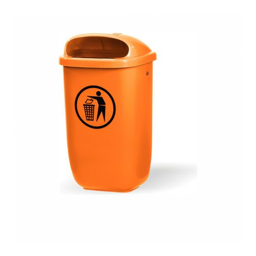 Tegra Waste Container