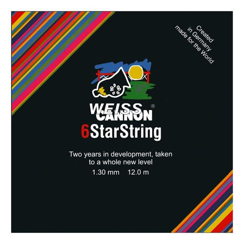 Weiss Cannon 6StarString String Set 12m - Ecru