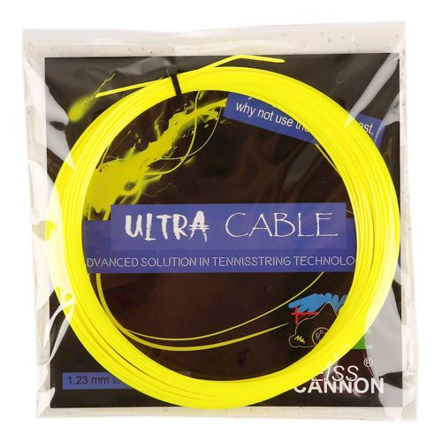 Weiss Cannon Ultra Cable String Set 12m - Yellow