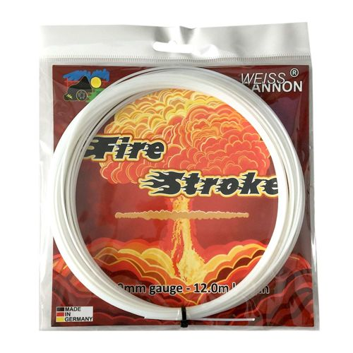 Weiss Cannon Fire Stroke String Set 12m - White