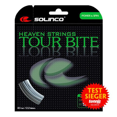 Solinco Tour Bite String Set 12,2m - Silver