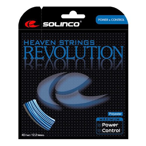 Solinco Revolution String Set 12,2m - Blue