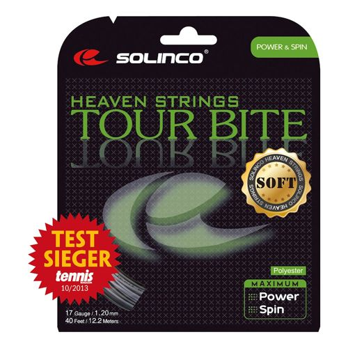 Solinco Tour Bite Soft String Set 12,2m - Silver