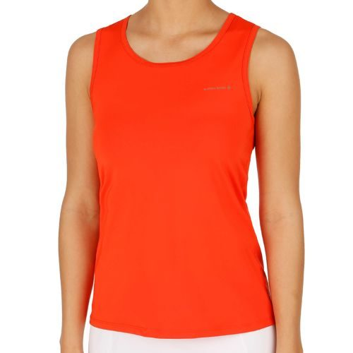 Björn Borg Performance Paulette Top Women - Red, Black
