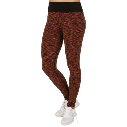 Björn Borg Performance Sandy Training Pants Women - Orange, Black